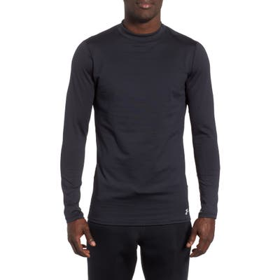 Under Armour Coldgear Mock Neck Long Sleeve T-Shirt