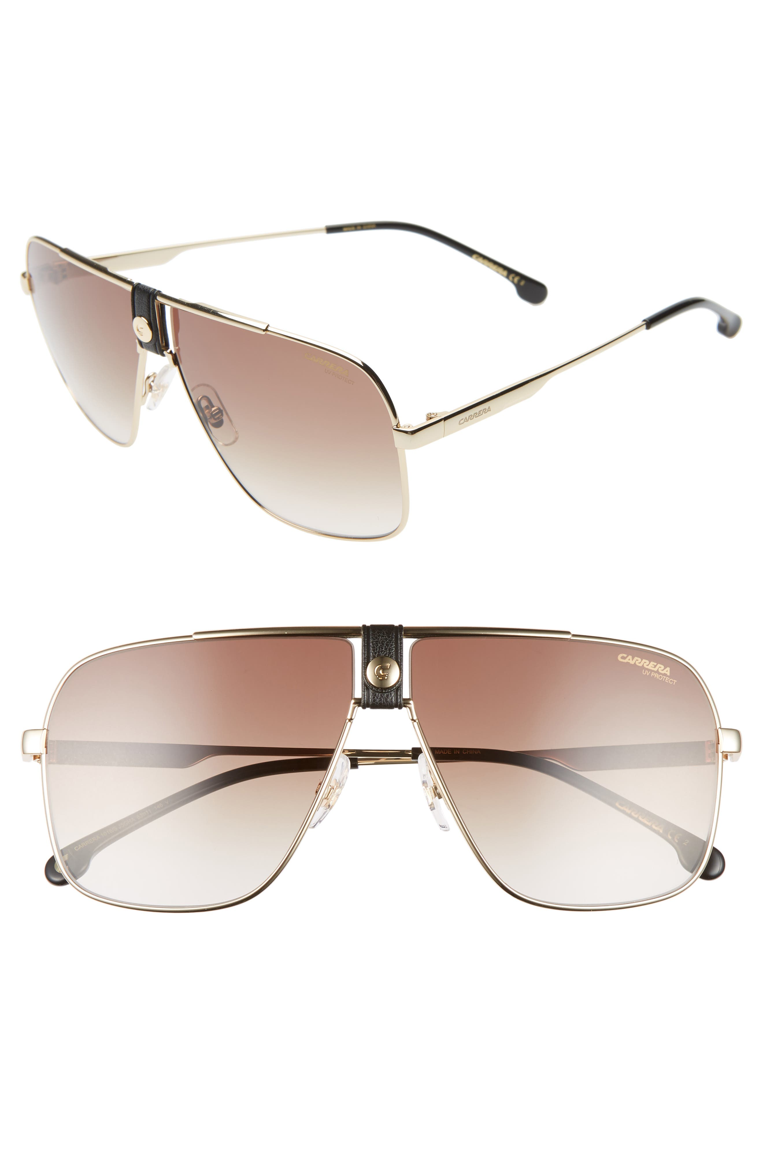 Carrera Eyewear 6m Navigator Sunglasses - Gold