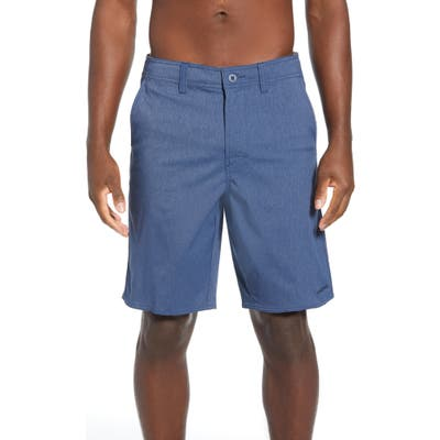 Patagonia Stretch Wavefarer Walking Shorts, Blue