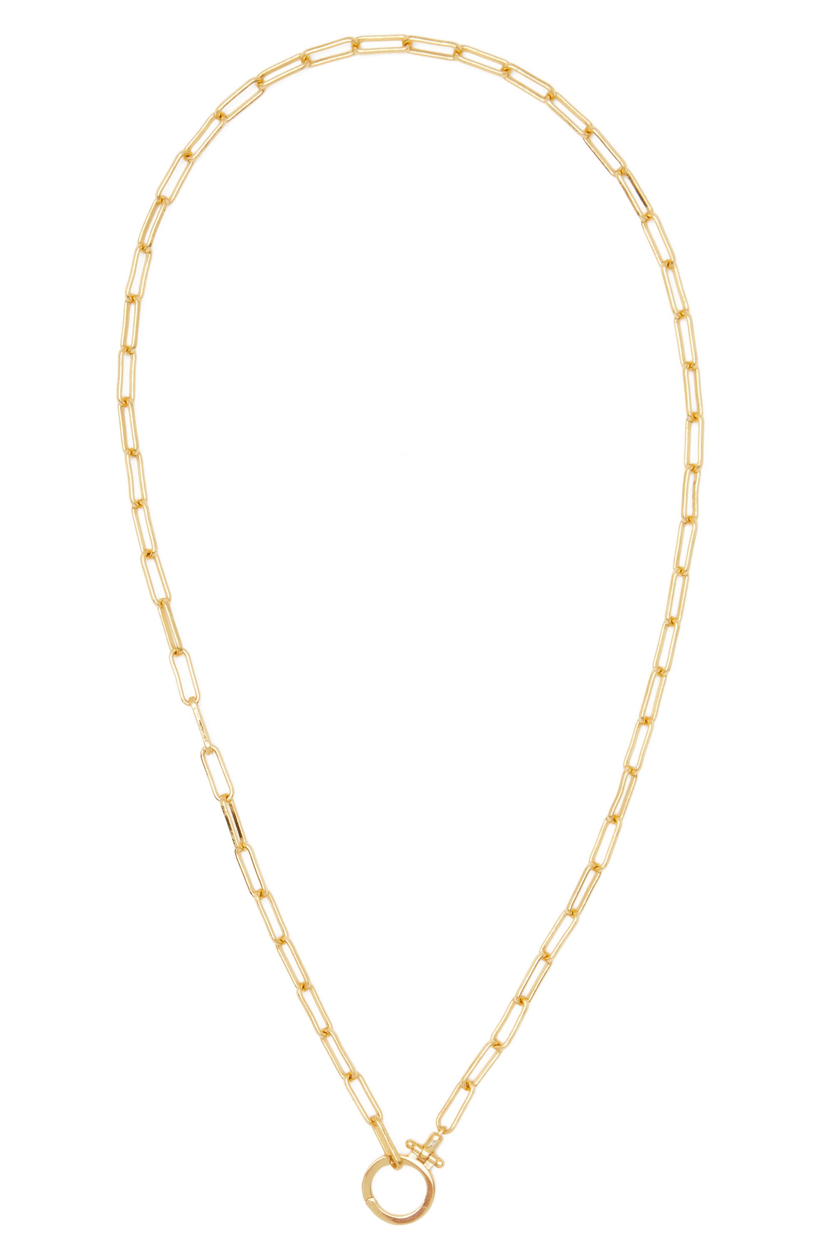 Parker Link Collar Necklace