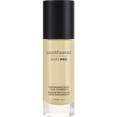 Bareminerals Barepro Performance Wear Liquid Foundation - 09 Light Natural