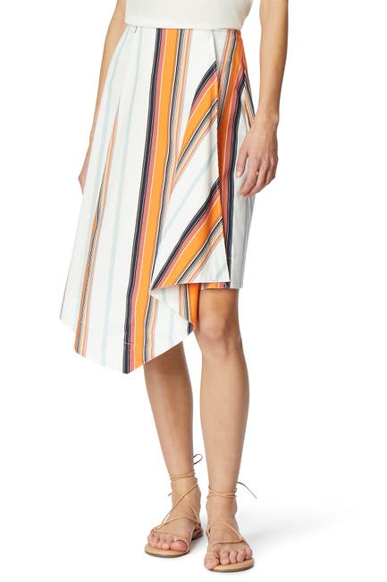 Image of Habitual Skylar Handkerchief Skirt