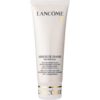 Lancome Absolue Premium Bx Hand Spf 15 Sunscreen