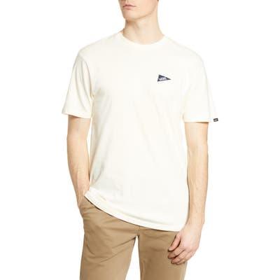 Vans X Pilgrim Surf + Supply Logo T-Shirt, White