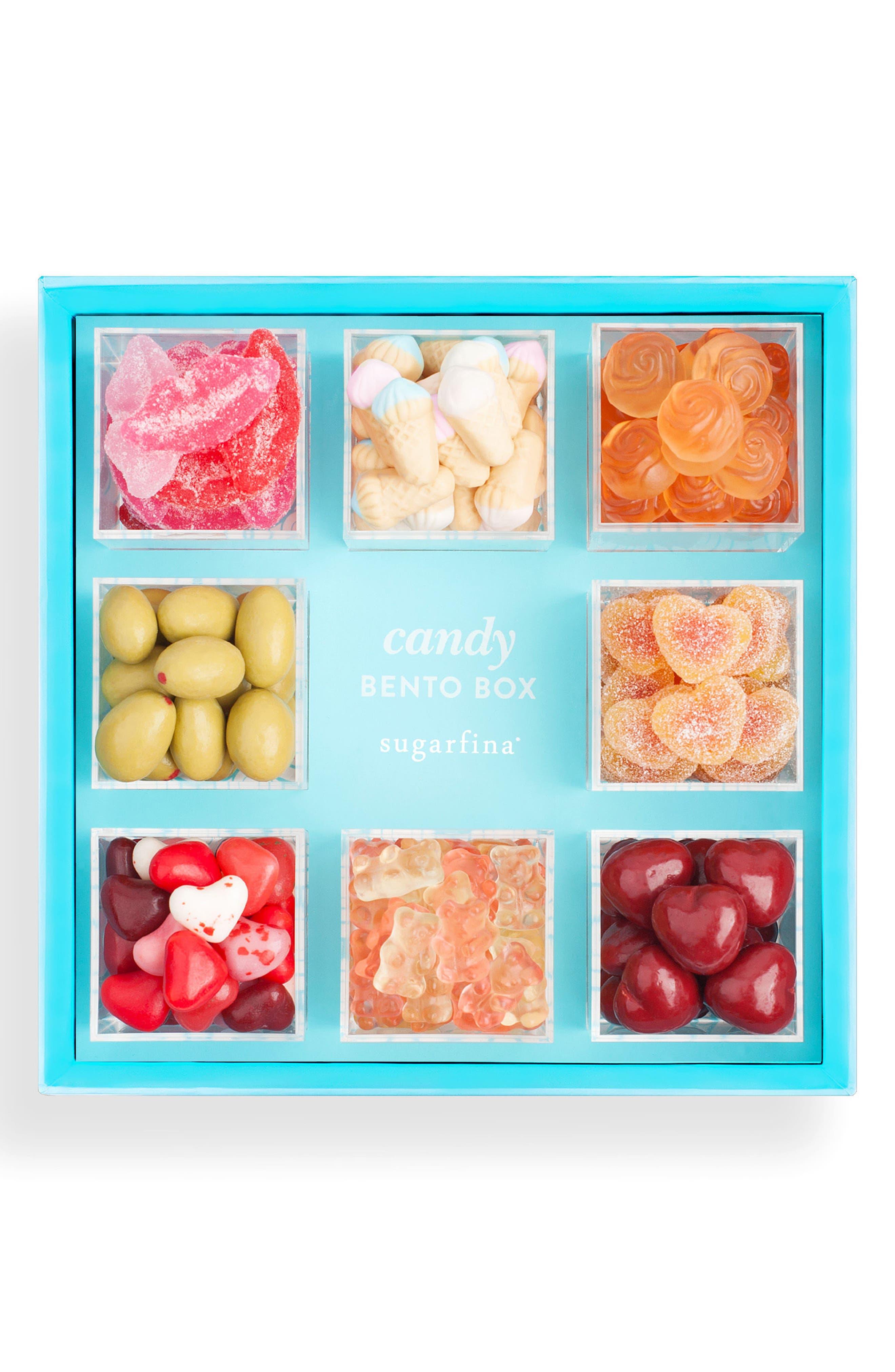 ,                             XOXO Love Candy Bento Box,                             Alternate thumbnail 3, color,                             650