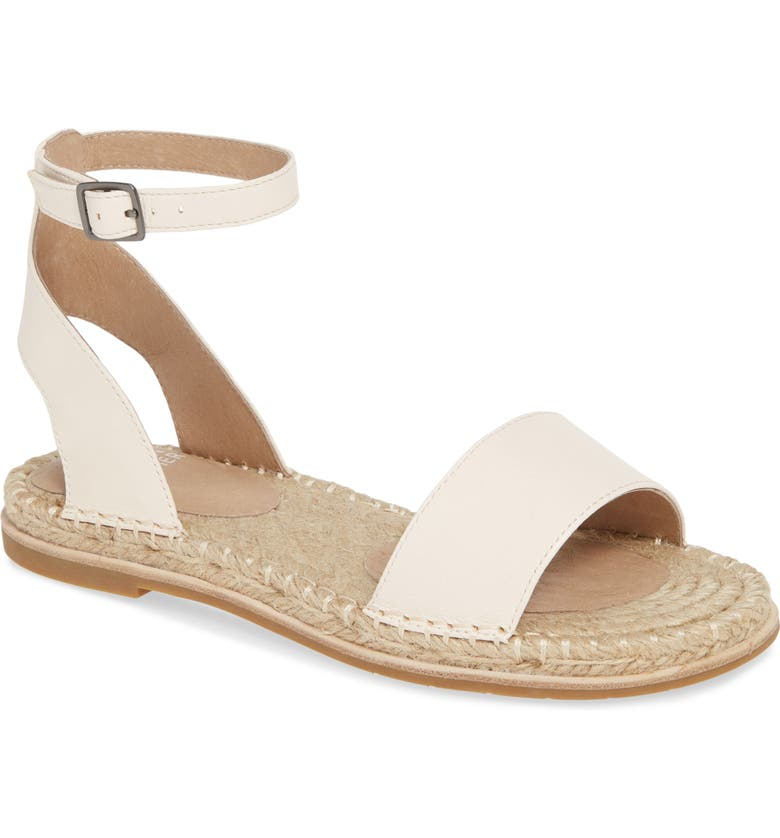 EILEEN FISHER Mike Sandal, Main, color, VANILLA LEATHER