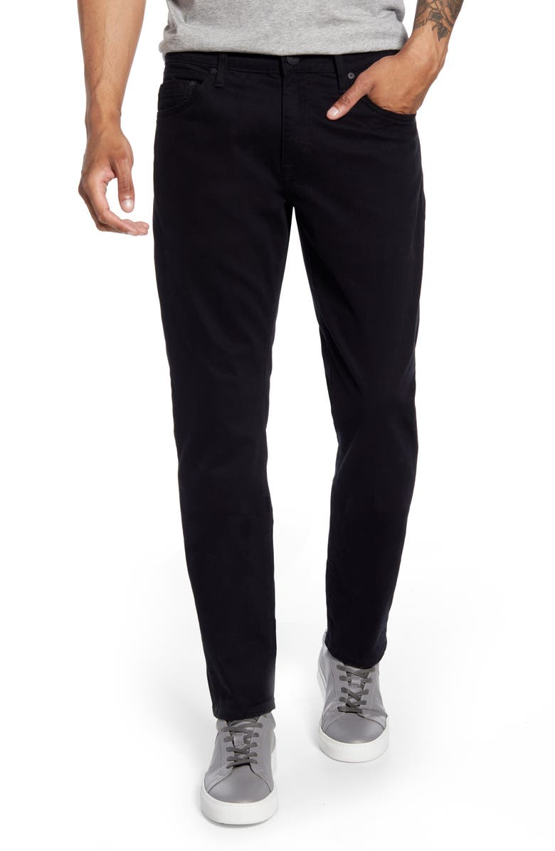 MAVI JEANS Jake Slim Fit Jeans, Main, color, JAKE BLACK WILLIAMSBURG