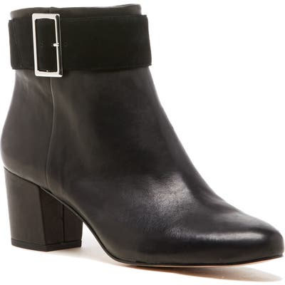 Sole Society Palan Bootie- Black