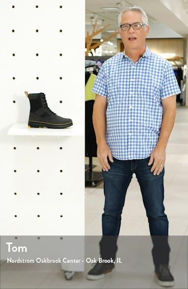 Dr. Marten Iowa Turby Plain Toe Boot, sales video thumbnail