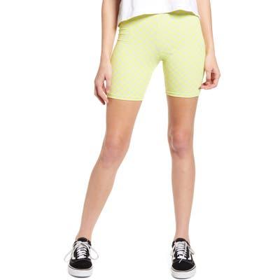 Vans Quantum Bike Shorts, Yellow