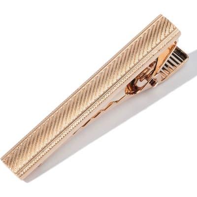 Hook + Albert Etched Tie Bar