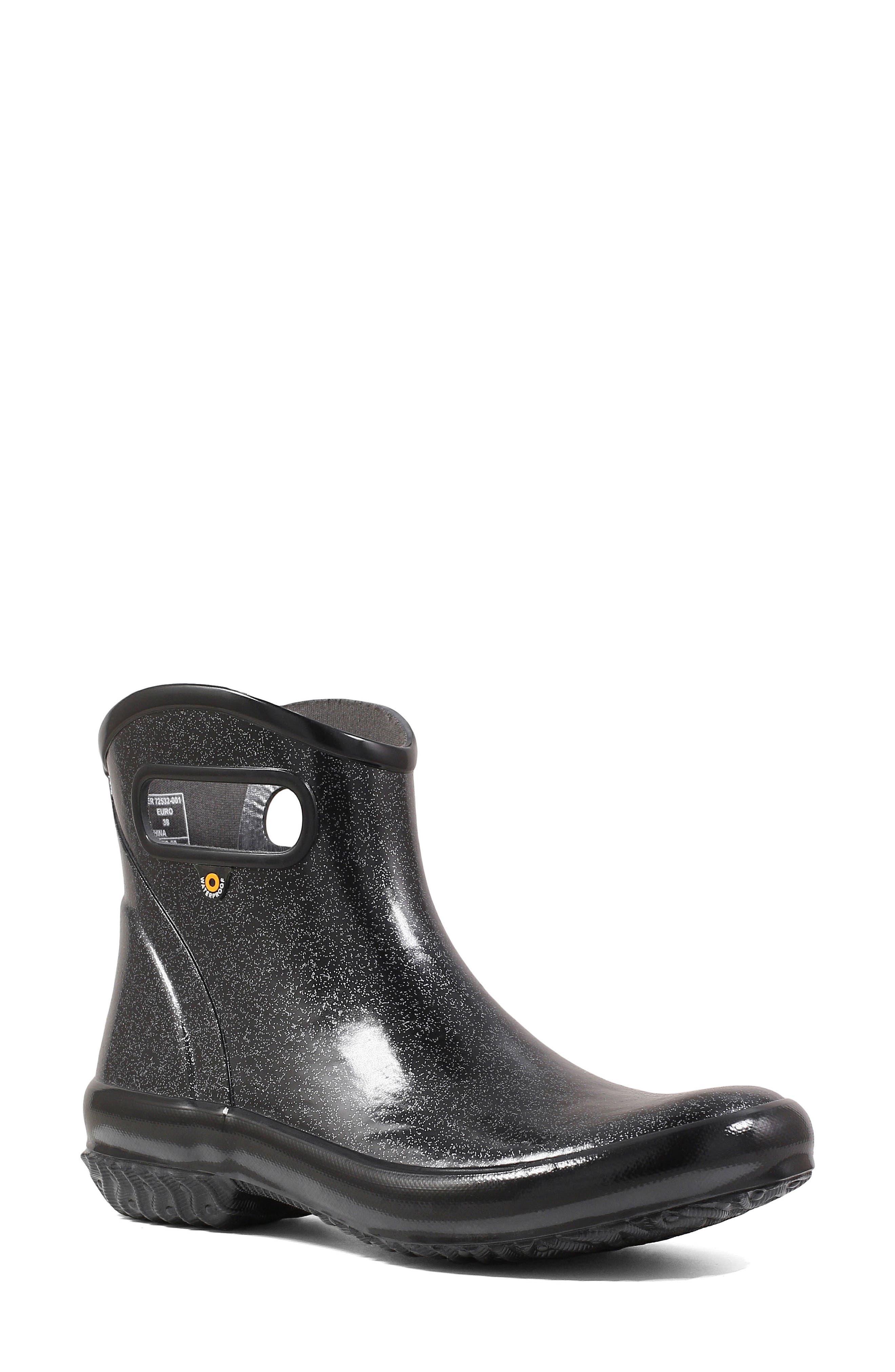 Glitter Waterproof Rain Boot