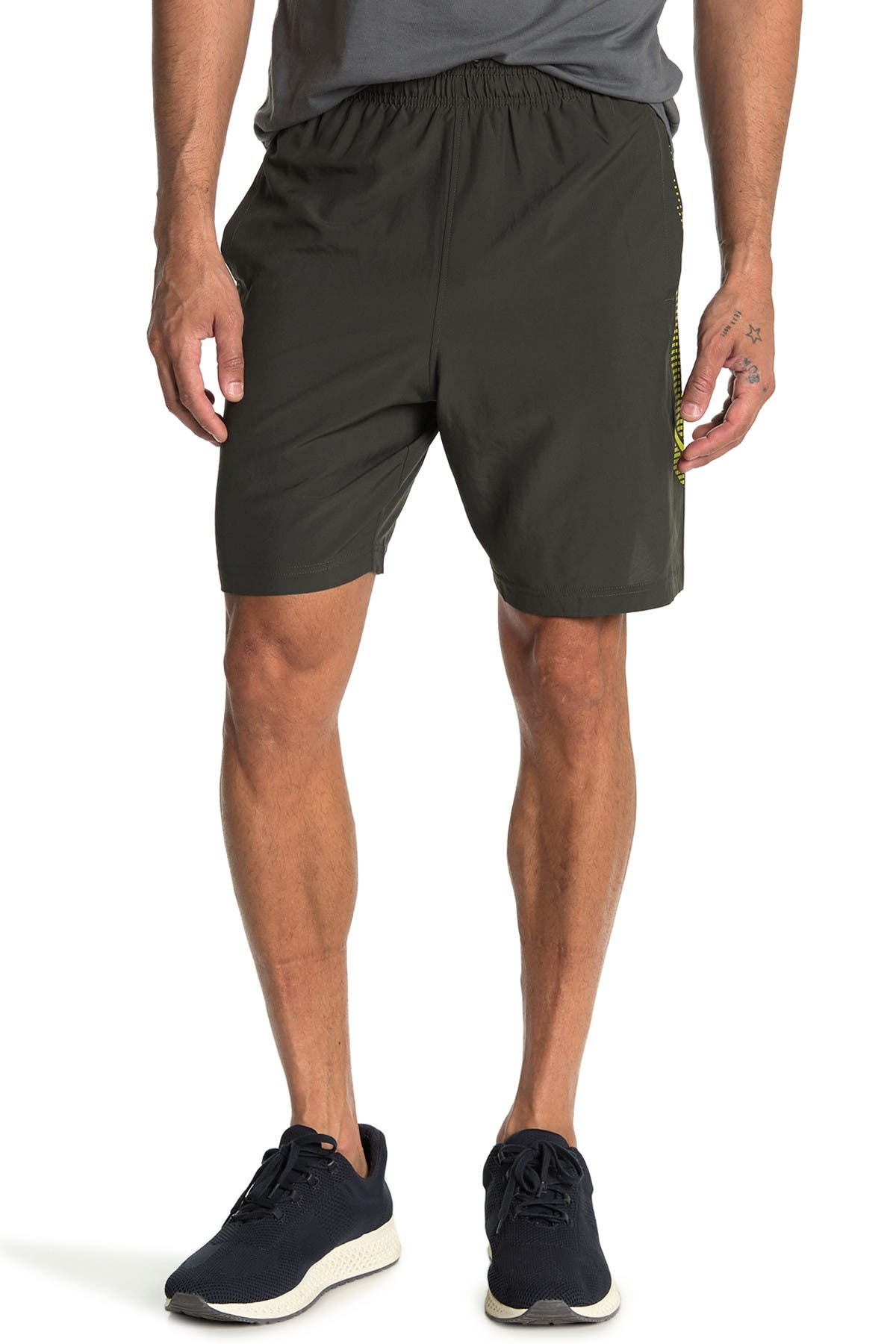 Image of Under Armour Woven Graphic Shorts