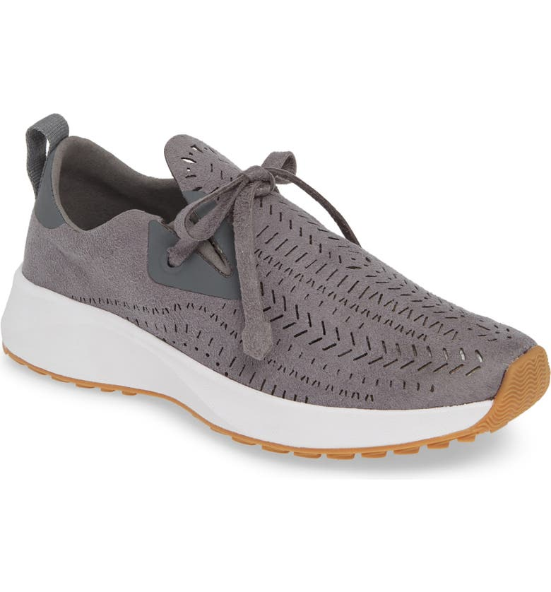 NATIVE SHOES Apollo 2.0 Sneaker, Main, color, DOUBLE GREY/ WHITE/ HUARACHE