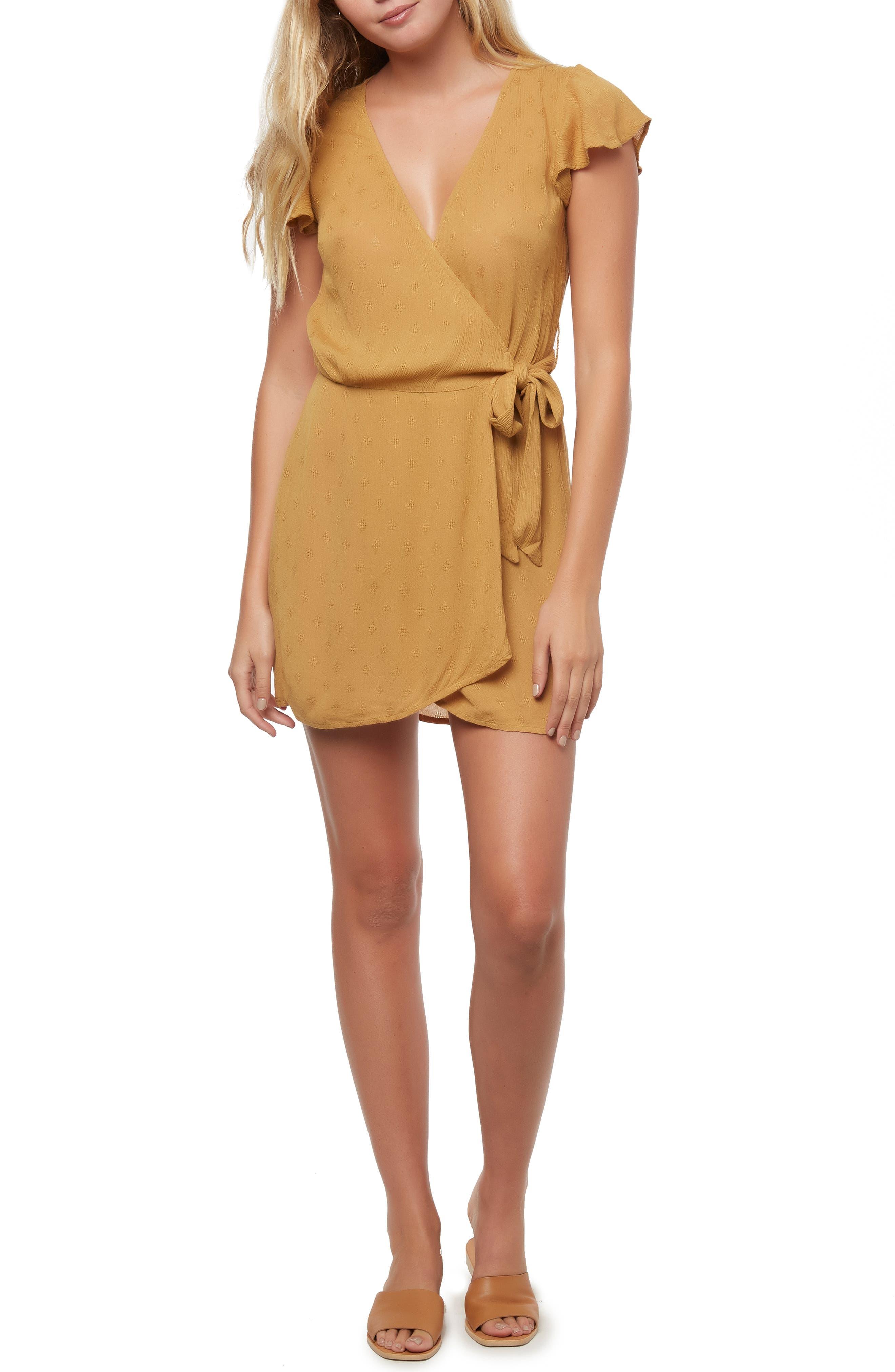 ,                             Maureen Wrap Dress,                             Main thumbnail 5, color,                             700