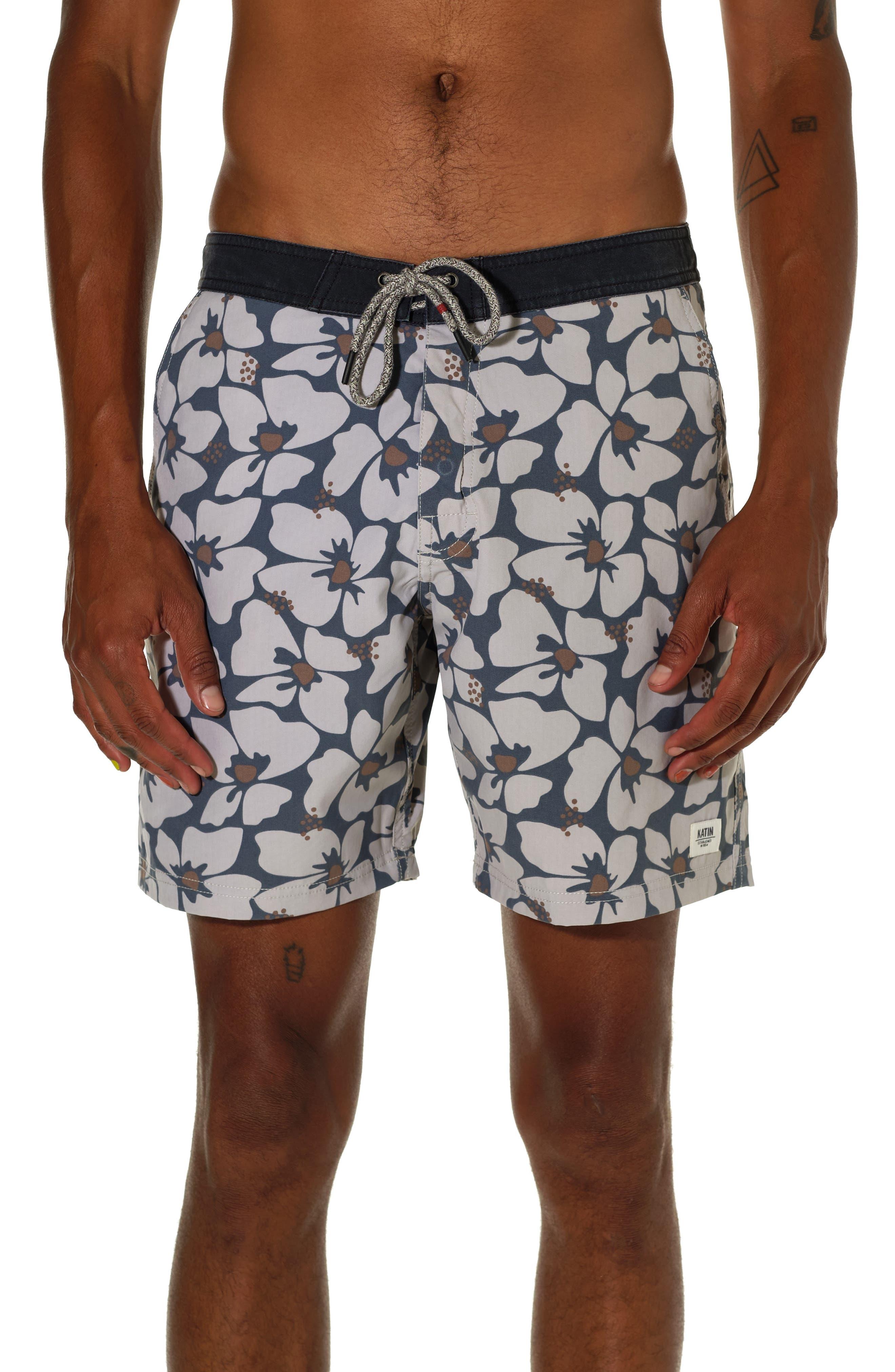 Xander Floral Board Shorts