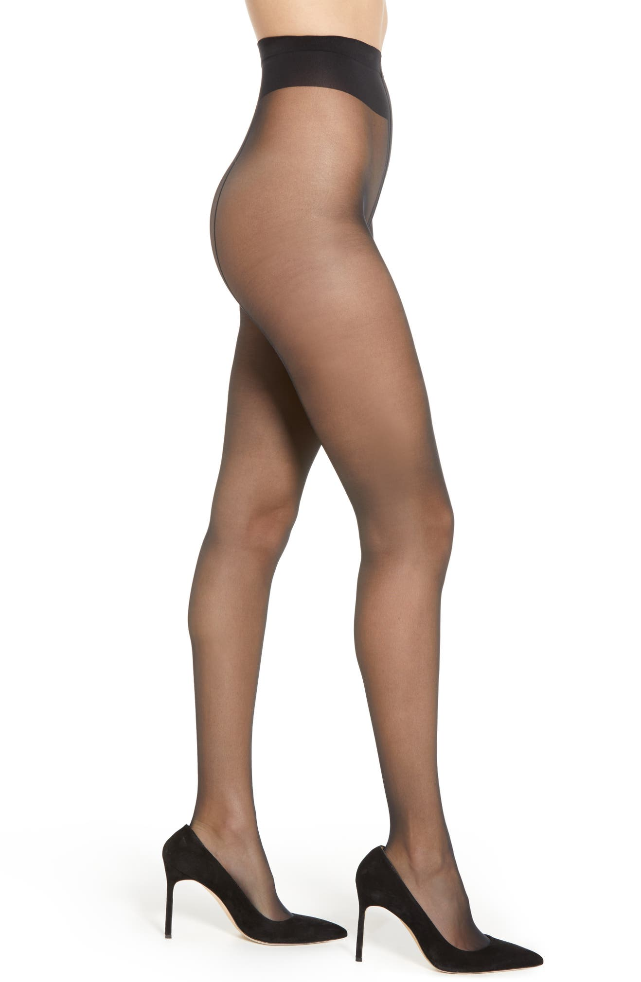 3507993f0 Wolford Back Seam Tights