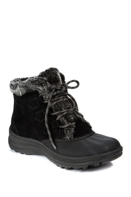 Image of BareTraps Augustina Water Resistant Faux Fur Lining Bootie