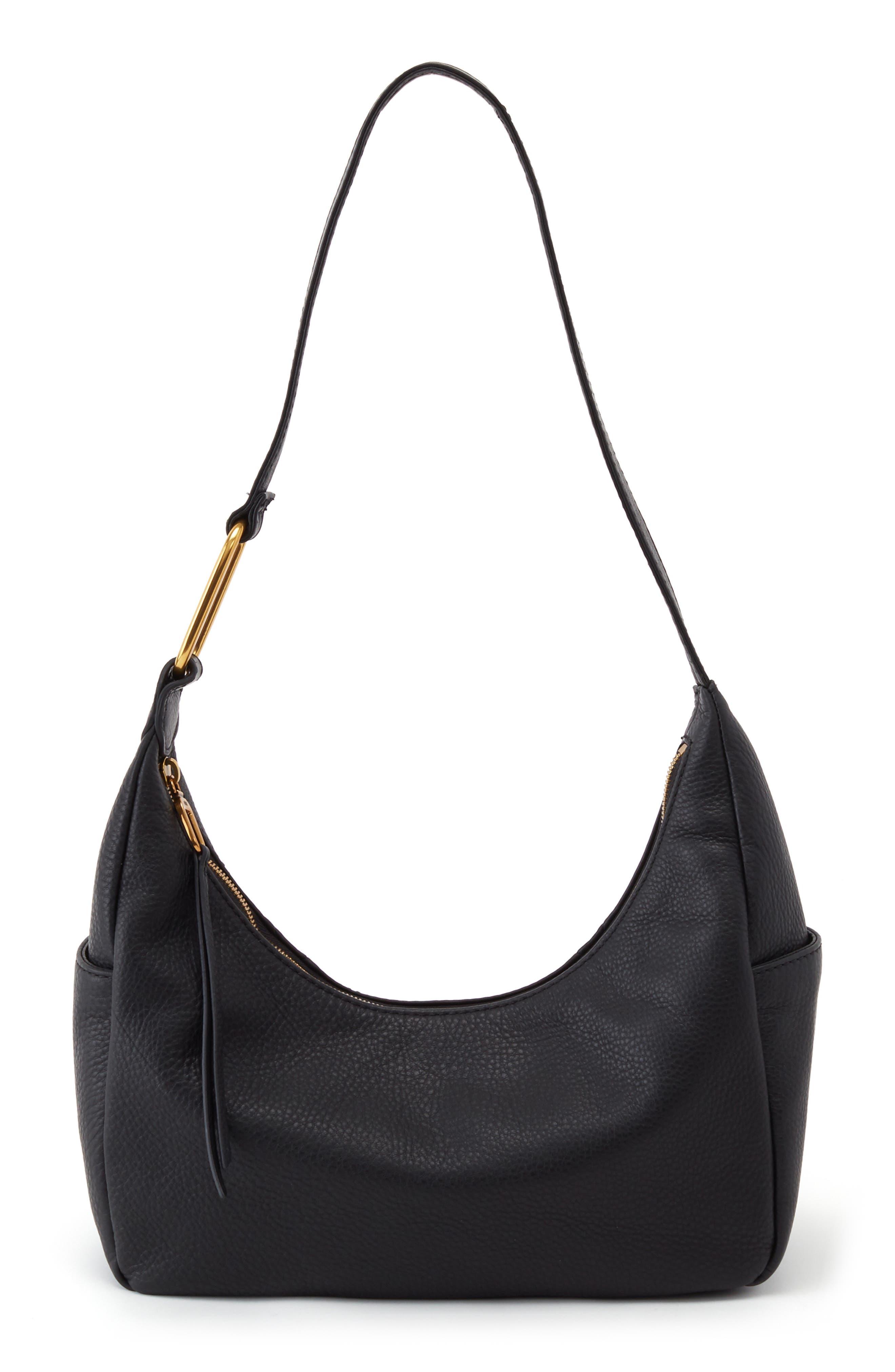 Fielder Leather Shoulder Bag