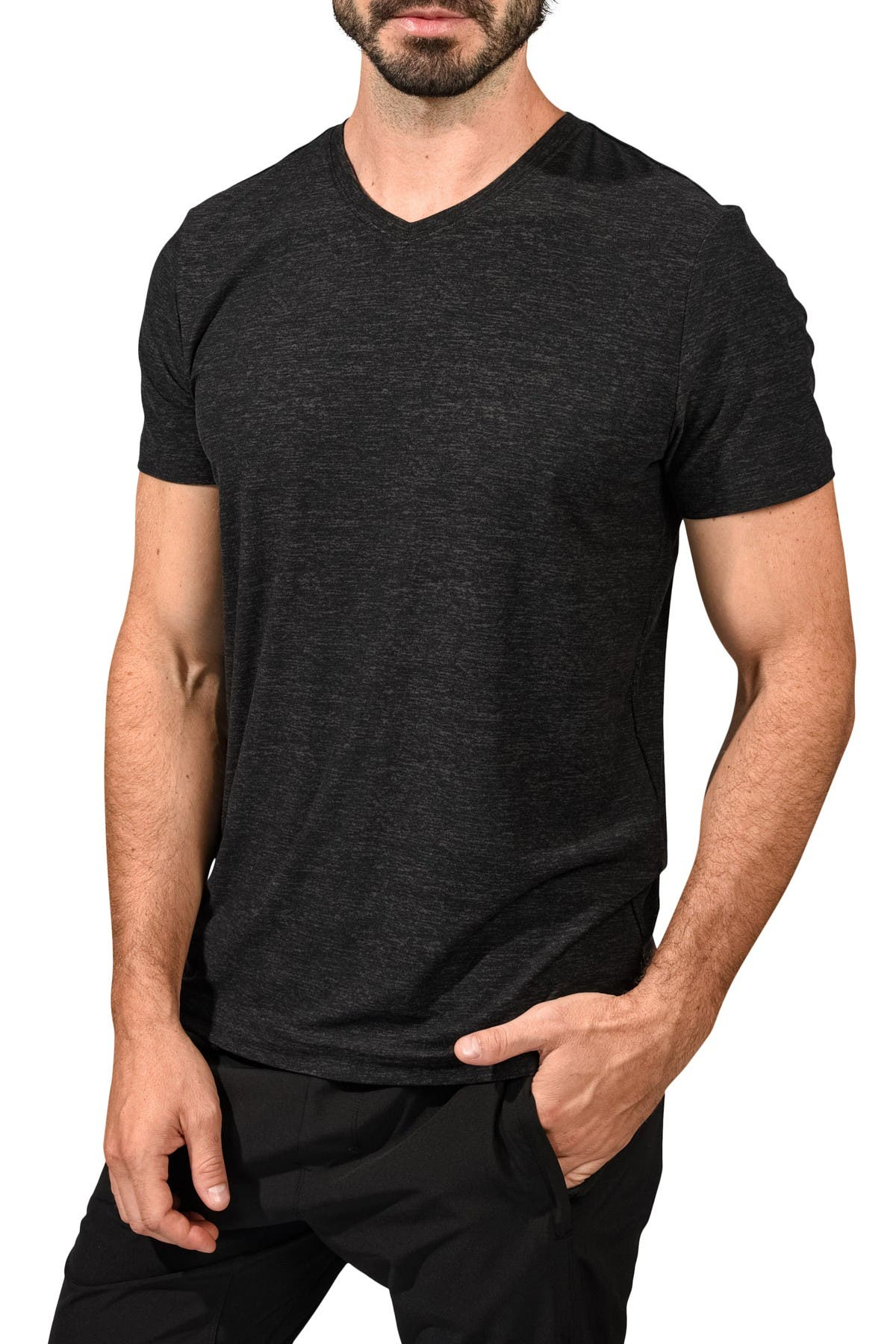 Image of 90 Degree By Reflex V-Neck T-Shirt - Pack of 2