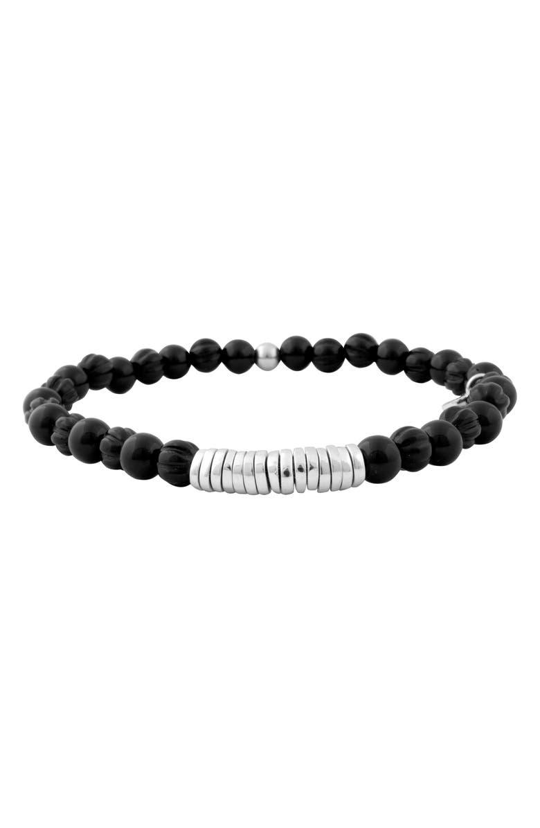 TATEOSSIAN Bead Bracelet, Main, color, 003