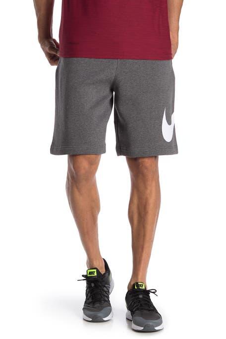 Nike - Logo Graphic Club Shorts