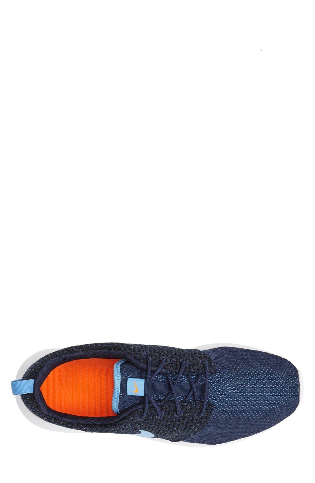 ,                             'Roshe Run' Sneaker,                             Alternate thumbnail 116, color,                             418