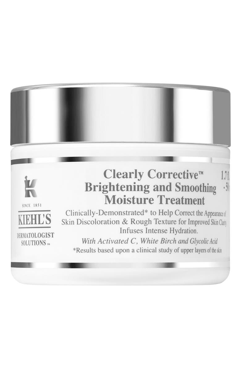 KIEHL'S SINCE 1851 Clearly Corrective<sup>™</sup> Brightening and Smoothing Treatment Gel Cream, Main, color, NO COLOR