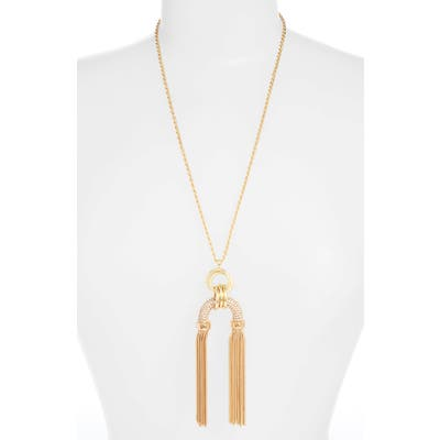 8 Other Reasons X Jill Jacobs Long Pendant Necklace