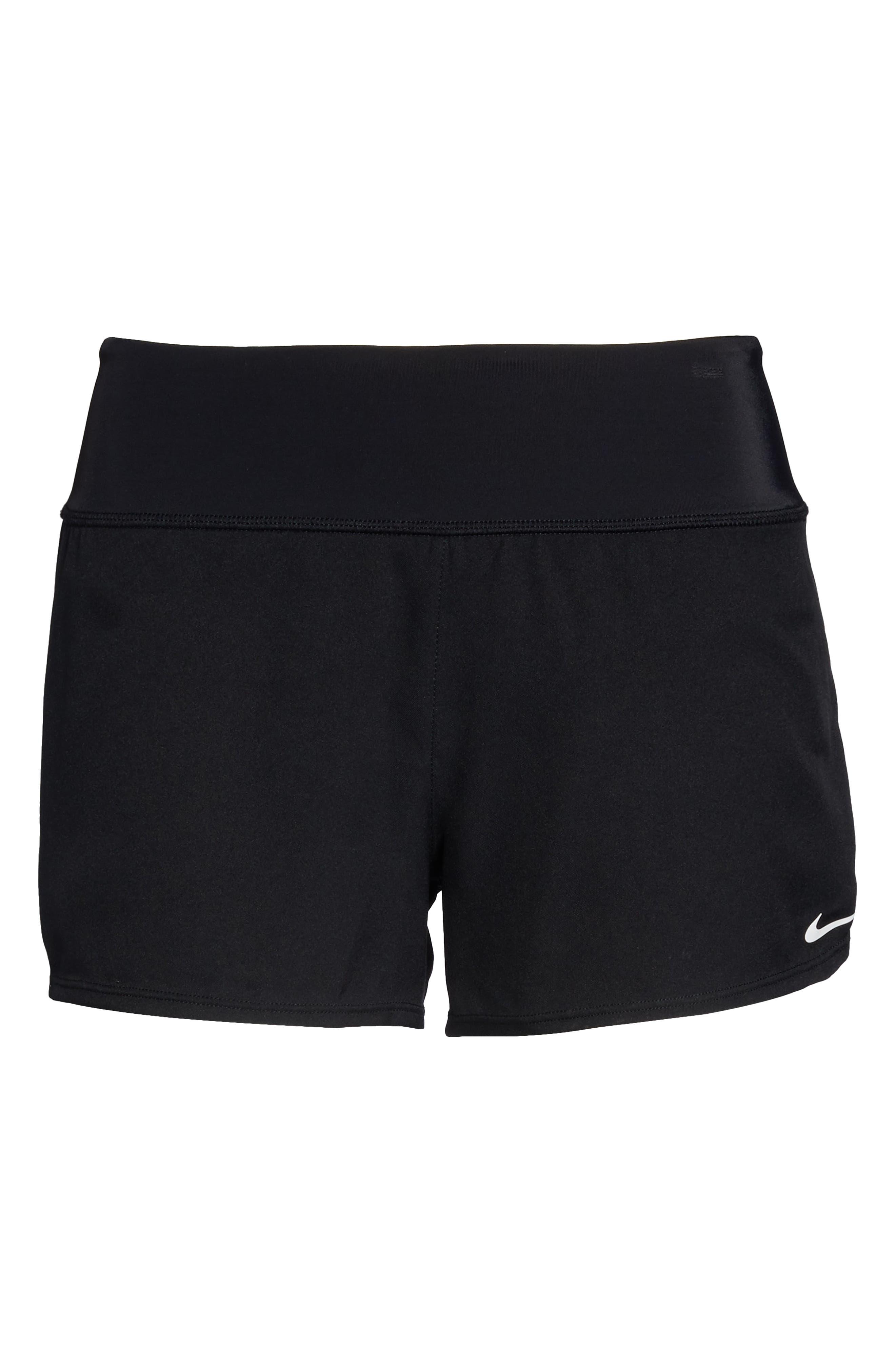 ,                             Swim Board Shorts,                             Alternate thumbnail 7, color,                             BLACK