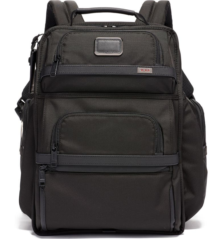 TUMI Alpha 3 Brief Pack<sup>®</sup>, Main, color, BLACK