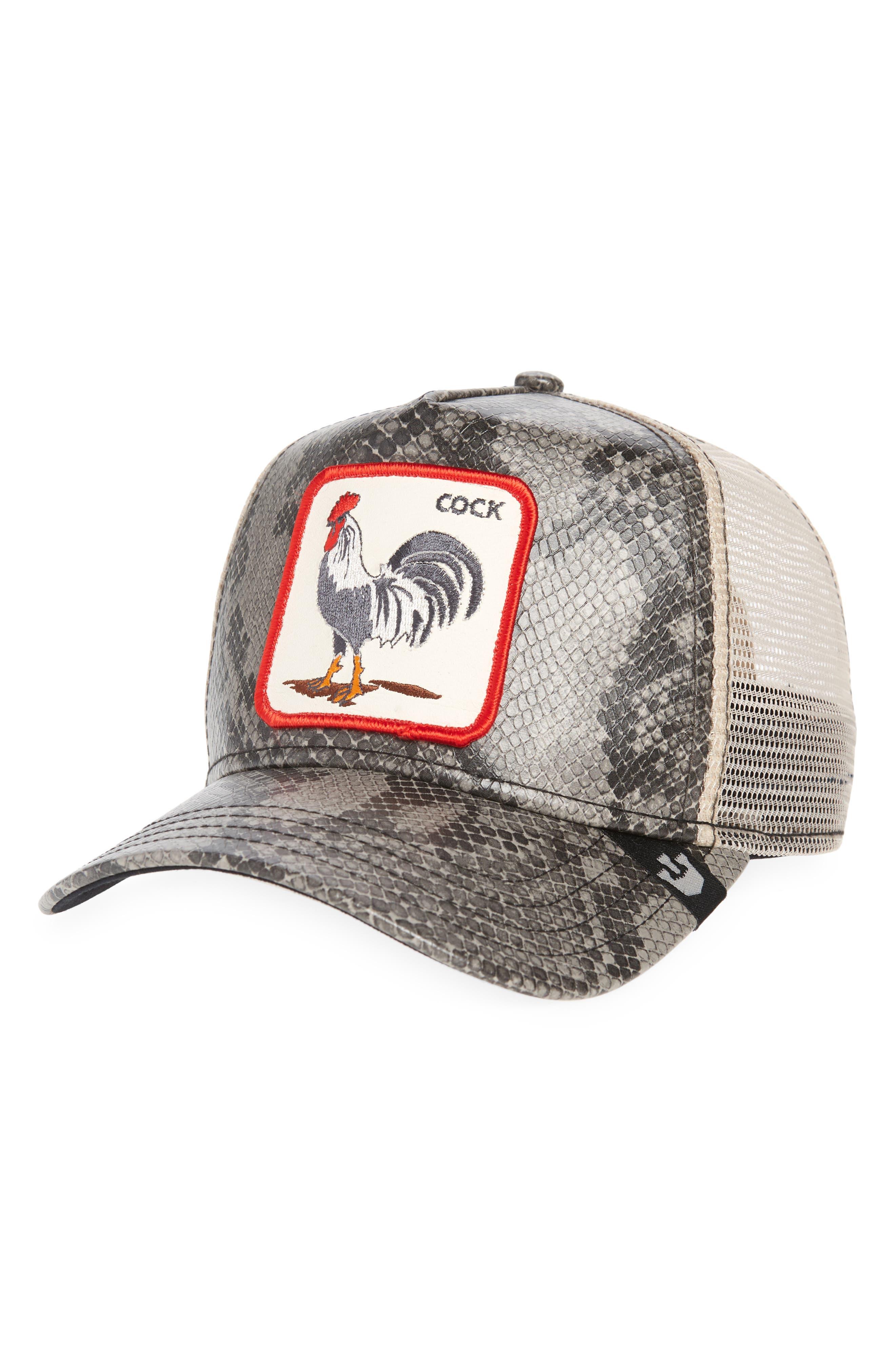 . Rooster Rattler Trucker Hat