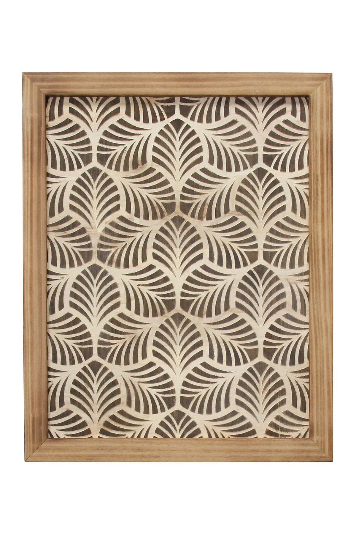 Stratton Home Leaf Patterned Wall Decor Nordstrom Rack