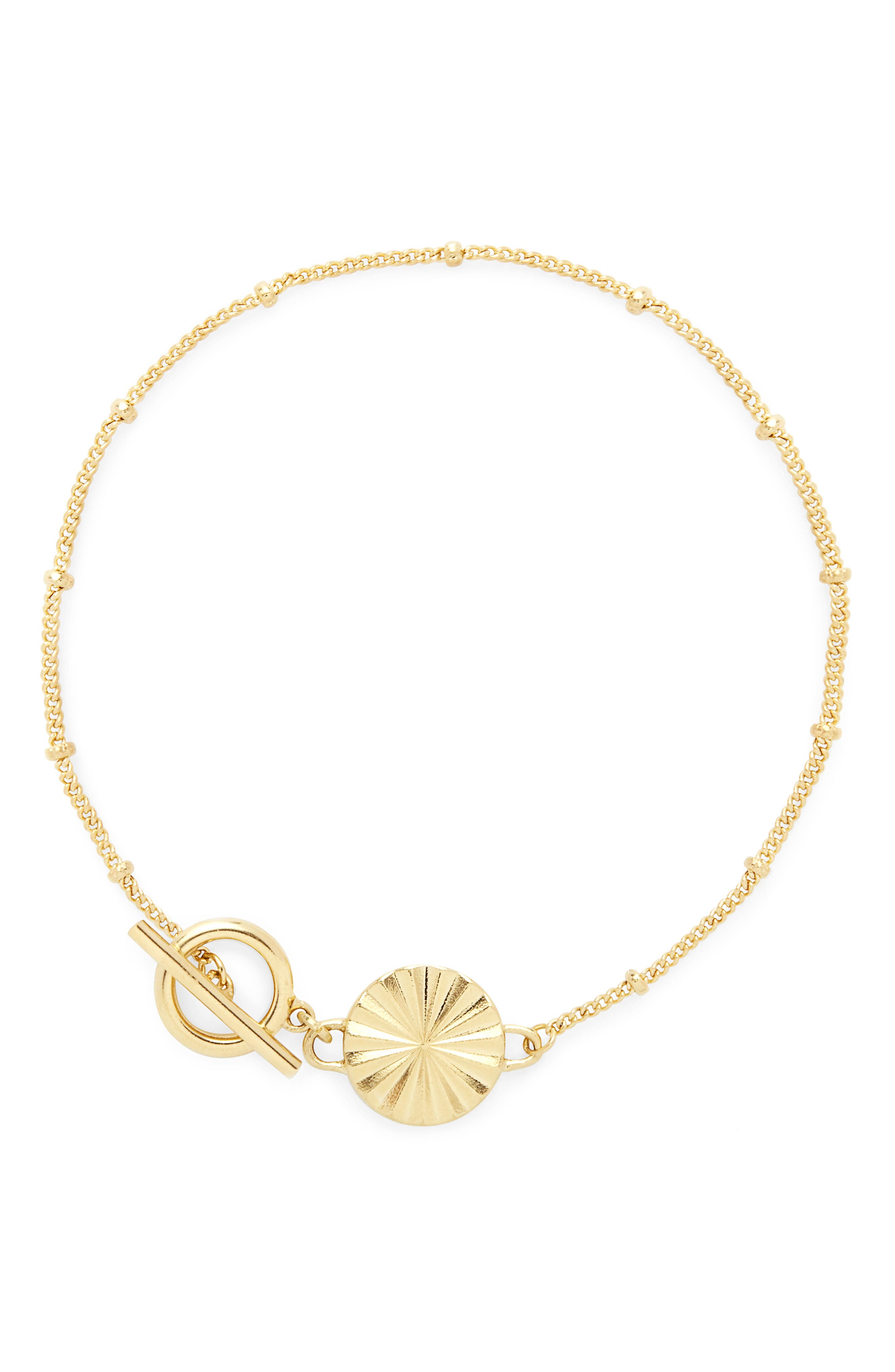 Celeste Toggle Bracelet