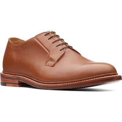 Bostonian No16 Plain Toe Derby- Brown