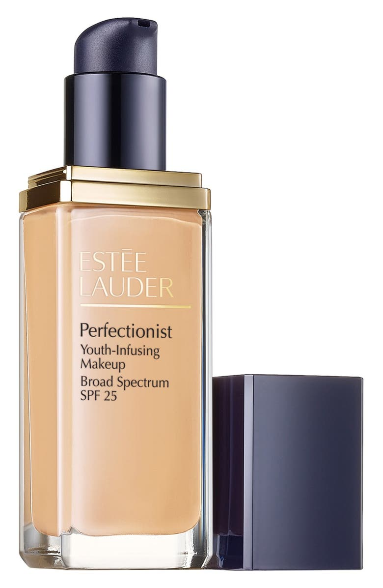 ESTÉE LAUDER Perfectionist Youth-Infusing Makeup Foundation Broad Spectrum SPF 25, Main, color, 1N1 IVORY NUDE