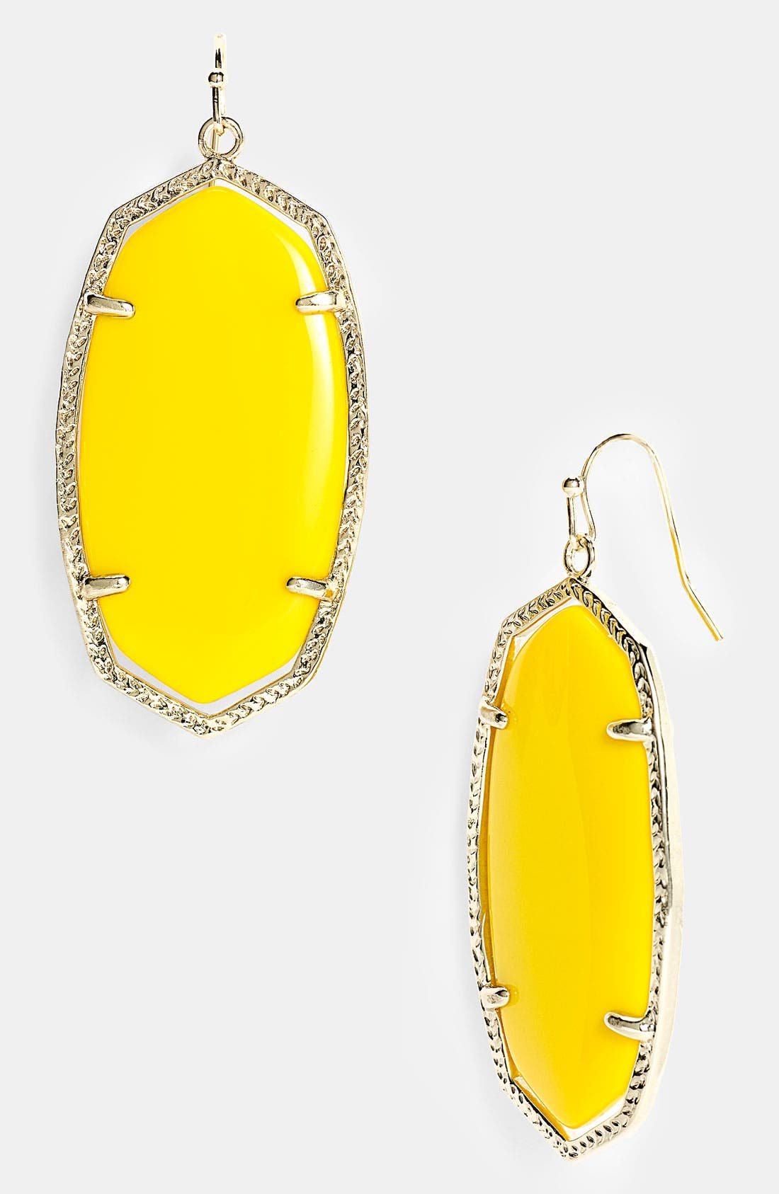 ,                             'Danielle' Oval Statement Earrings,                             Main thumbnail 64, color,                             730