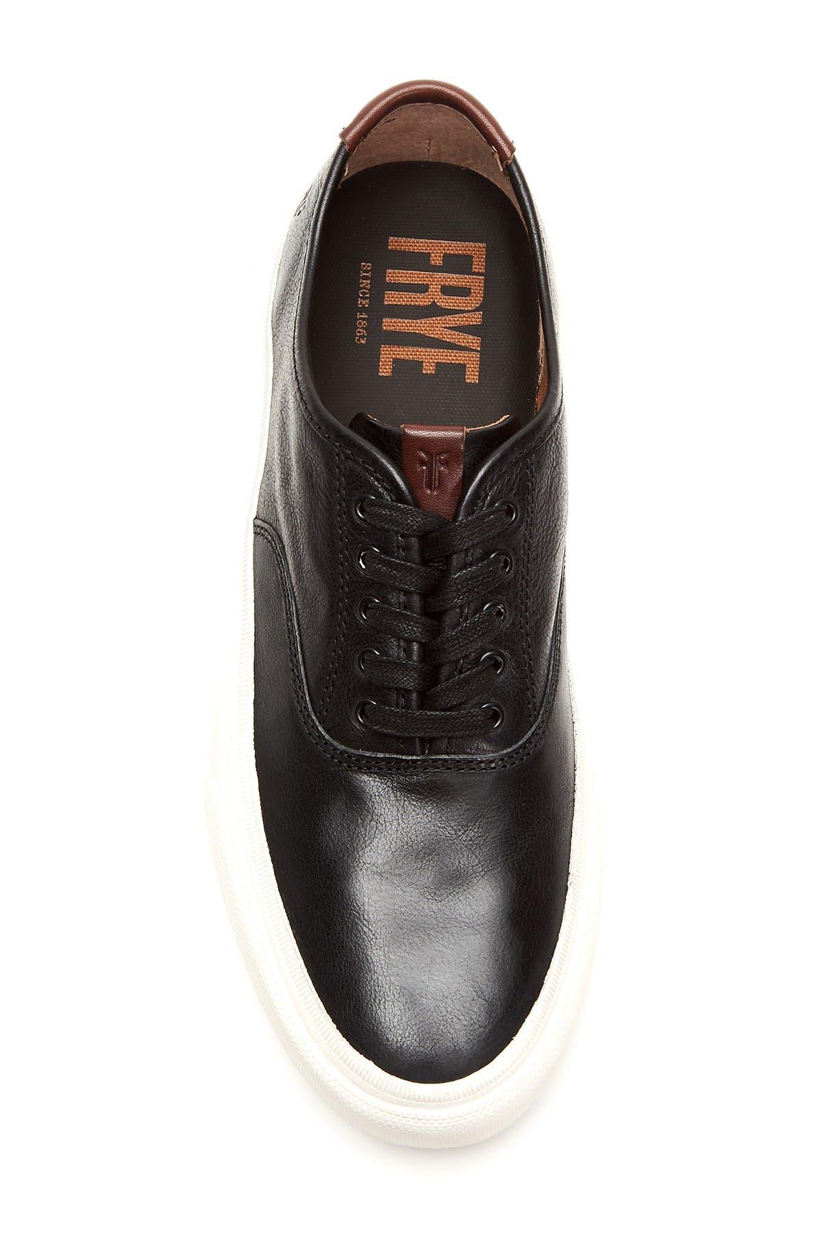 Frye   Ludlow Leather Bal Oxford