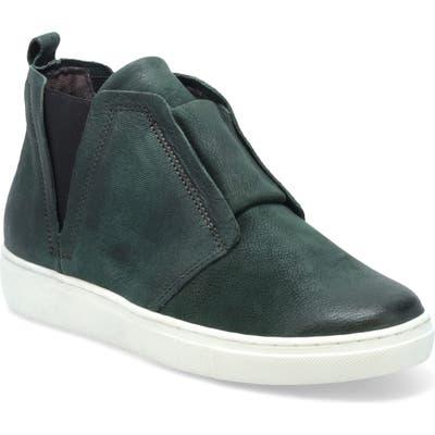 Miz Mooz Laurent High Top Sneaker - Green