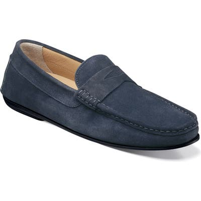 Florsheim Imperial Fuego Driving Shoe, Blue