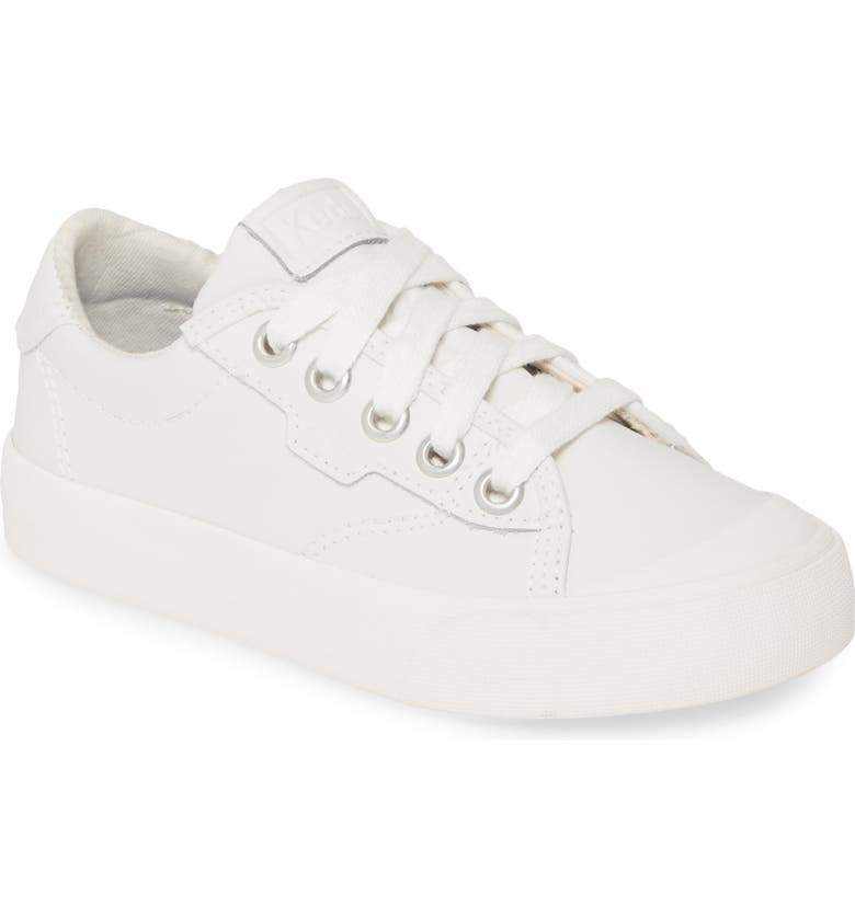 KEDS<SUP>®</SUP> Crew Kick 75 Sneaker, Main, color, WHITE