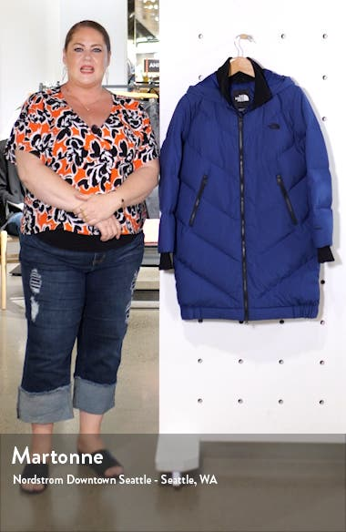 Albroz 550 Fill Power Down Hooded Jacket, sales video thumbnail
