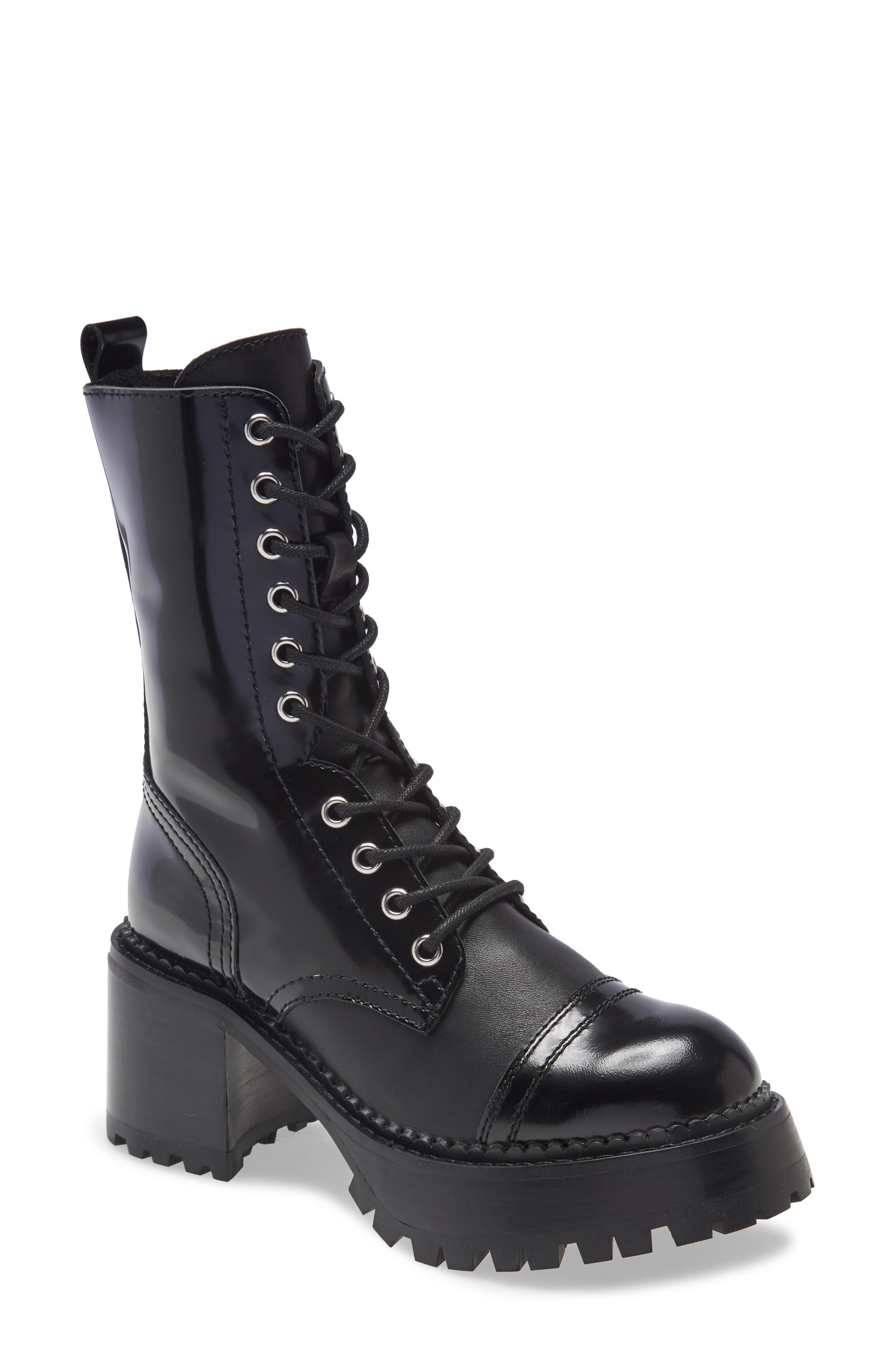 Locust Combat Boot
