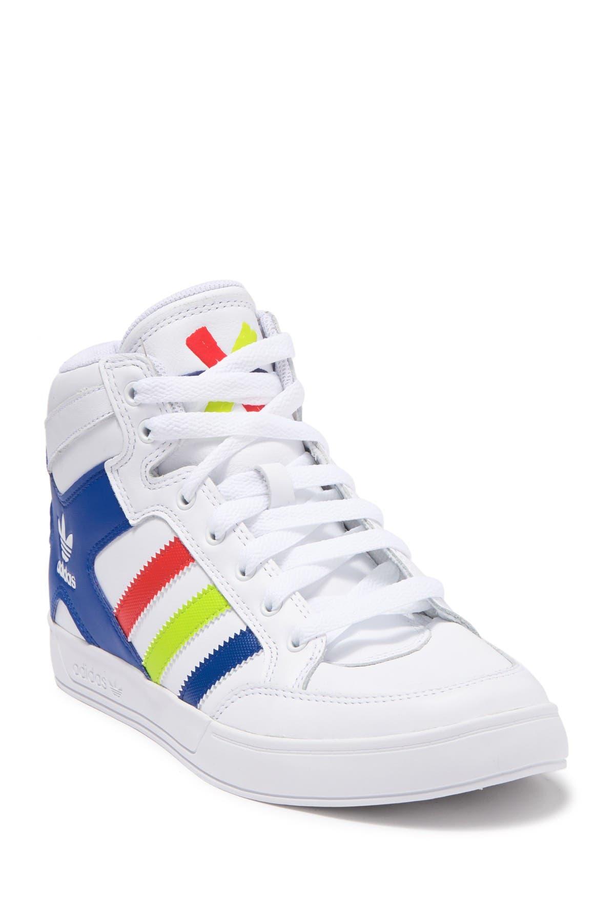 adidas | Hard Court High-Top Sneaker