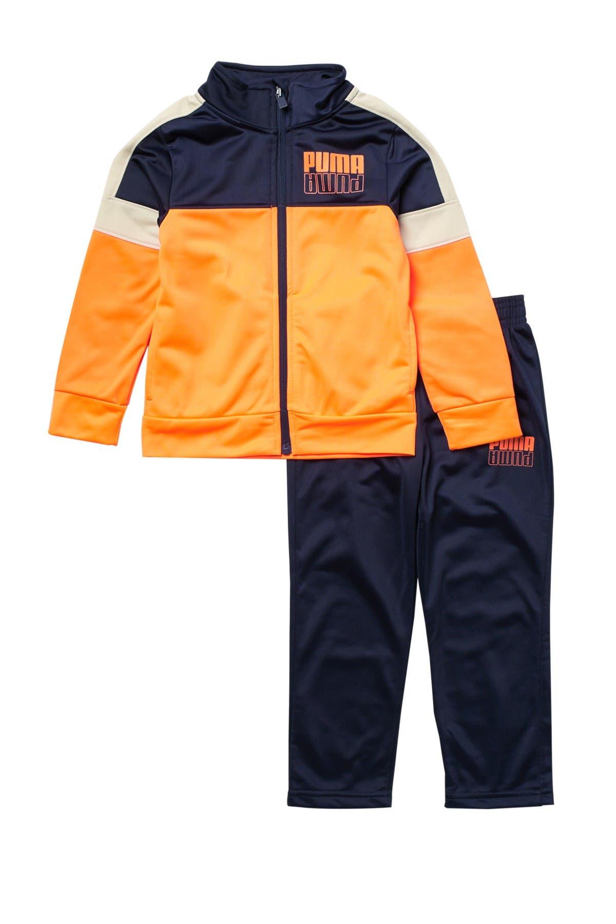 Image of PUMA Tricot 2-Piece Track Suit Set