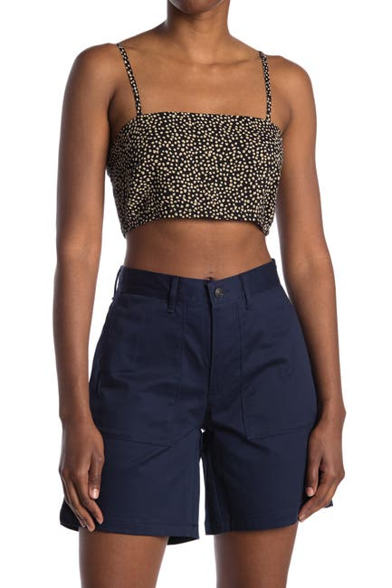 Image of Obey Alma Cropped Tank