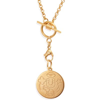 Ellie Vail Lucy Lucky Pendant
