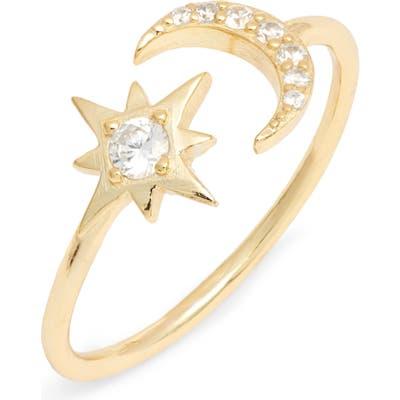 Argento Vivo Celestial Ring