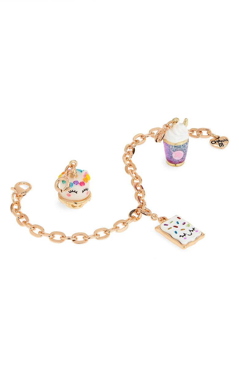 CHARM IT!<SUP>®</SUP> Magical Sweets Bracelet Gift Set, Main, color, ASSORTED