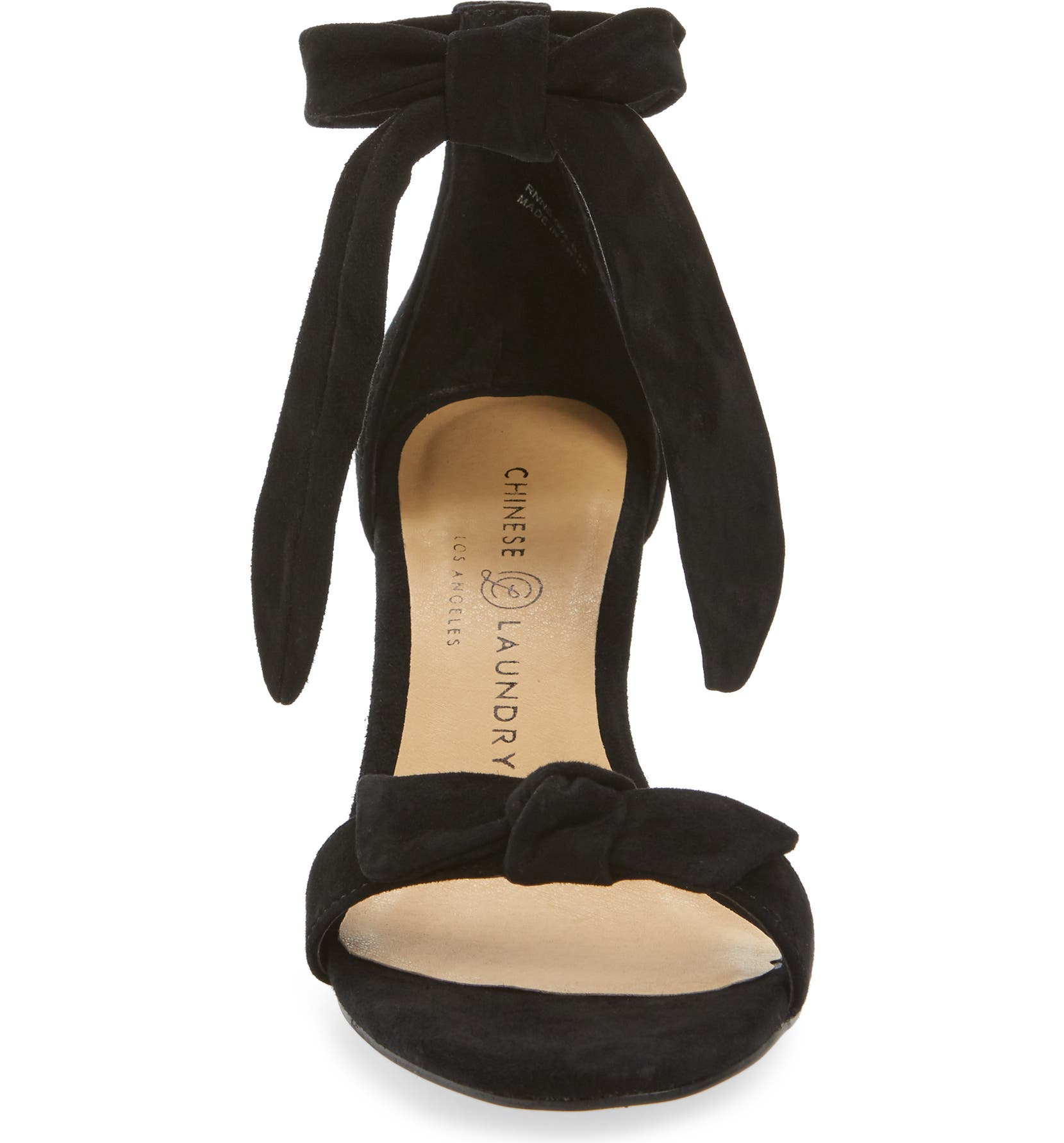 17580aa2f8 Chinese Laundry Rhonda Ankle Tie Sandal (Women) | Nordstrom
